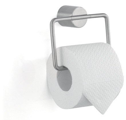 Blomus Stainless Steel Shelf (Blomus Toilet Paper Holder, Square)