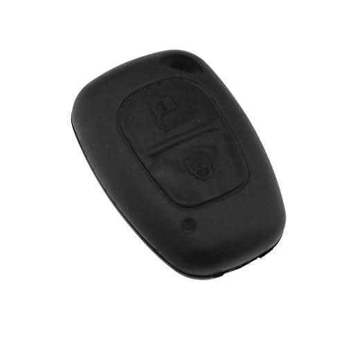 Coque de clip clé télécommande à 2 bouton pour Renault Trafic Vivaro Master Kang high-quality
