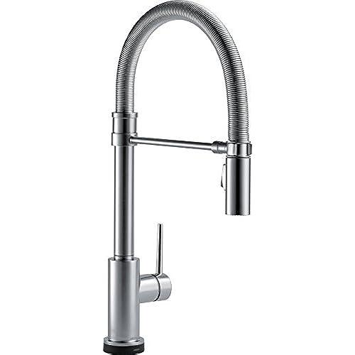 Delta Spring Kitchen Faucet: Amazon.com