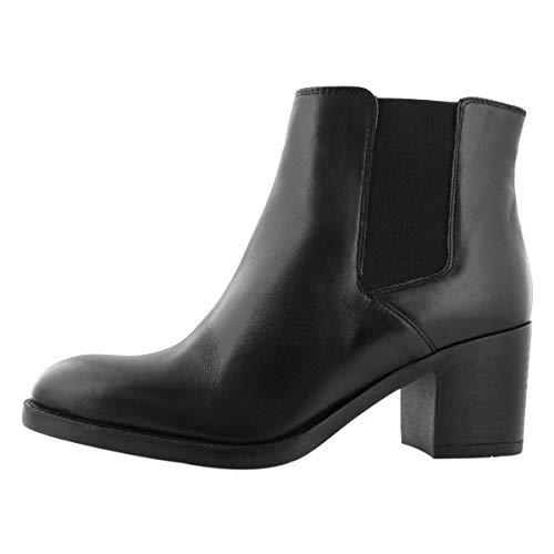 CLARKS Women's Mascarpone Bay Dress Ankle Boot Black 8 M US