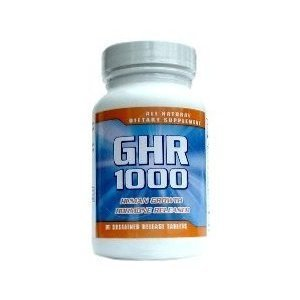 GHR1000 - The Natural Choice for Vitality