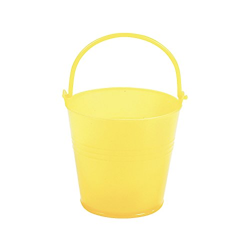 Fun Express Bright Yellow Plastic