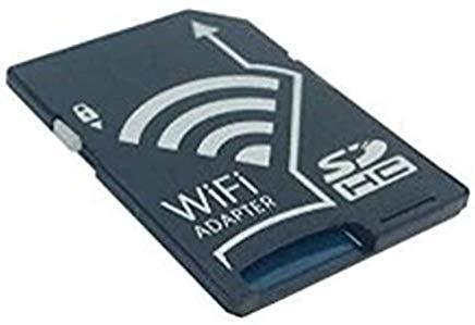cablecc WiFi adaptador inalámbrico tarjeta de memoria TF Micro SD para SD SDHC SDXC tarjeta Kit para iPhone iPad Android teléfono Tablet DC DV SLR ...