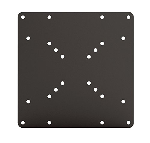 Mounting Plate Adaptor - HumanCentric VESA Mount Adapter Plate for TV Mounts | Convert 75 x 75 and 100 x 100 to 200 x 200 mm VESA Patterns | Includes Hardware Kit