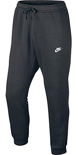 Nike Men's Club Fleece Pants Heather Grey 826424 063 (s)
