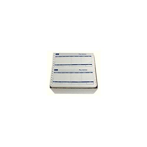 SAGE COMP SEC PAY ADVICE 3PT PK1000 SE33