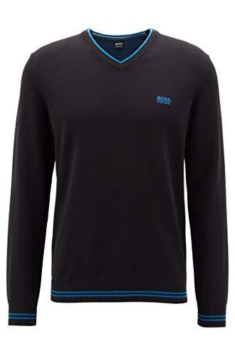 Hugo Boss Men's Sweater (S, Black)