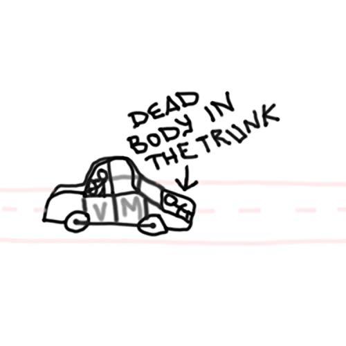 Body Trunk - Dead Body in the Trunk