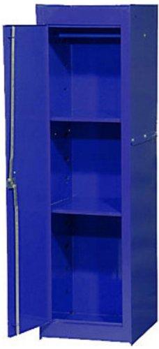 International VRS-4201BU 15-Inch Full Locker Side Cabinet with 2 Adjustable (Adjustable Side Shelf)