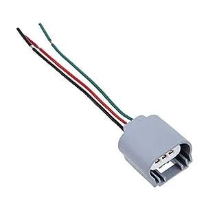 1pcs h13 car headlight bulb female wire. Black Bedroom Furniture Sets. Home Design Ideas
