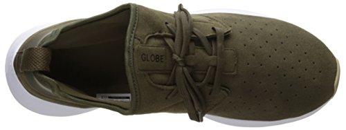 Globe Men's Dart LYT Skateboarding Shoe Walnut cheap footlocker finishline clearance original sale genuine 3mnRIBUn5