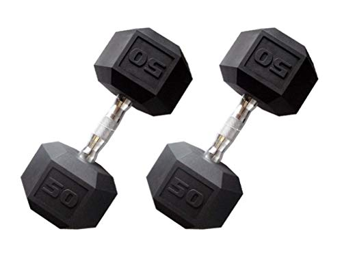 CAP Barbell PVC Coated Hex Dumbbell Weights
