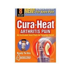 Cura-heat Arthritis Pain Knee by - Chemistdirect.co.uk