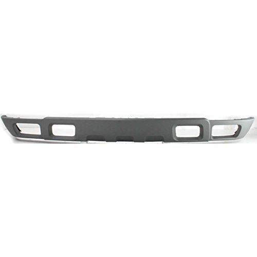 OE Replacement Chevrolet Avalanche/Silverado Front Bumper Deflector (Partslink Number GM1092204)