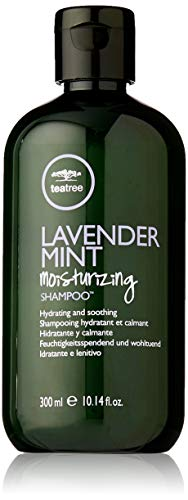 (Tea Tree Lavender Mint Moisturizing Shampoo, 10.14 Fl Oz)