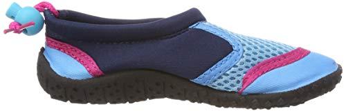 Mar Zapatos Los Playa Marino Pies as14 Aqua Ideal De Zapatillas Turquesa azul Agua Para La Protección rosa Speed Como Yn0gxR75