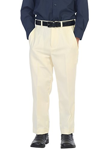 Off White Dress Pants - 6