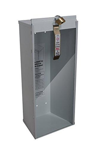 (Sandusky Lee 8018-9 Fire Extinguisher Cabinet, Industrial Grade, 5 lb,)