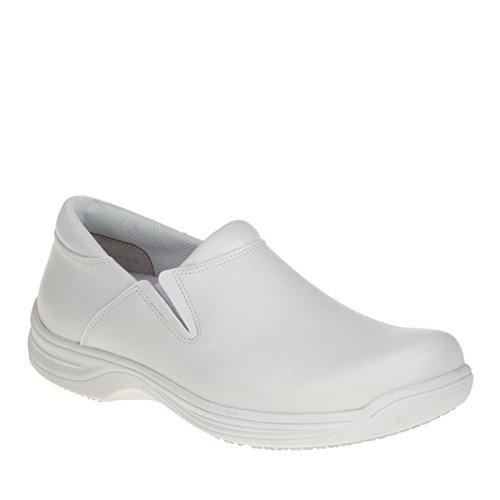 Shoe Women's Black Genuine Grip White On Slip FXpF1nBwq