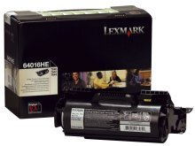 Lexmark C540H1KG High-Yield Toner, 2500 Page-Yield, LEXC540H1KG