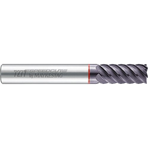 Alpen 727702000100 Solid Carbide End Mill