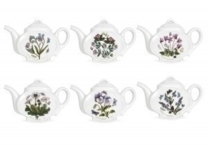 (Portmeirion Botanic Garden Teapot Spoon Rest, (Colors and Design May)