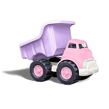 Pink//Purple B07HBGMXH7 Frustration Free Packaging Green Toys Dump Truck