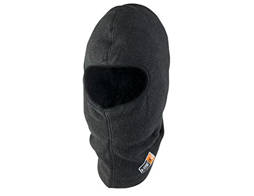 N-Ferno 6825 Flame Resistant Thermal Nomex Balaclava, Black (Fire Resistant Balaclava)