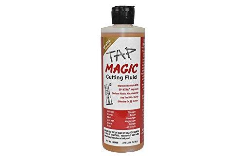 TAP MAGIC 10016E EP-XTRAOZ ONE FRIENDLY CUTTING FLUIDS - 16 OZ. SPOUT ()