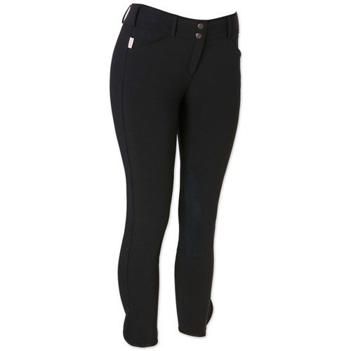 Tailored Sportsman Ladies Trophy Hunter Front Zip Low Rise Black 30R ()