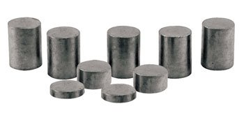 Pinecar Tungsten Incremental Cylinder Weights product image
