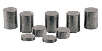 Pinecar Tungsten Incremental Cylinder Weights