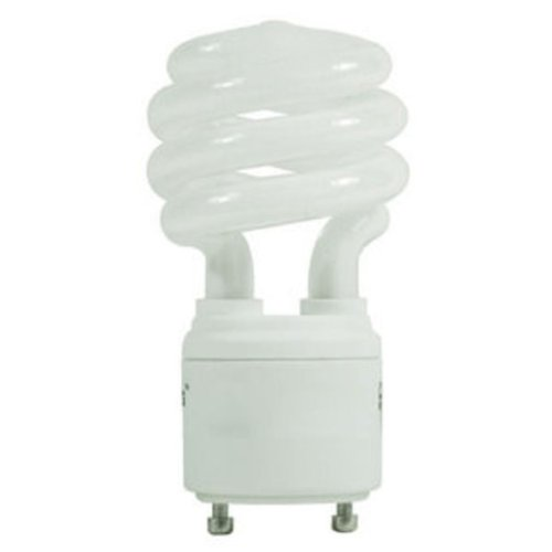 23 Watt - 100 W Equal - 5000K Full Spectrum - CFL - GU24 Base - GCP 196 ()