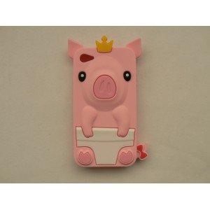 coque cochon iphone 4