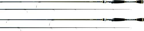 Daiwa Bass Aird-X 2-Piece Spinning Rod Medium
