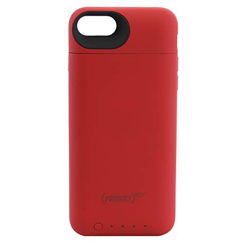 (Mophie juice pack air iPhone 7 Battery Case Red - 2525 mAh - Certified Refurbished)