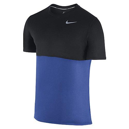 Camiseta black reflective Racer Royal Plateado black Negro Nike Hombre game Ss Azul Silv Para PExHA7