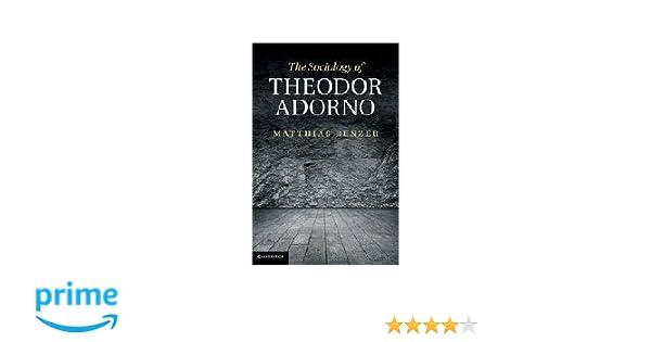 Adorno non-identity sexuality