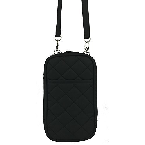 phones Phone Quilt Cell all Crossbody Black Purse Charm14 Fits wq6ZxvS