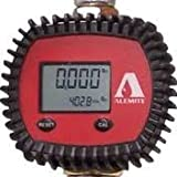 Alemite In-Line Electronic Meter, Oil, Quart, Gallon, High Volume