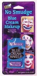 Makeup No Smudge Blue - Blue Makeup No Smudge