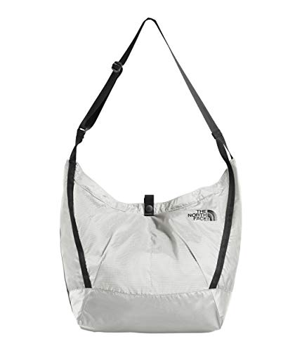 (The North Face Flyweight Tote, Tin Grey/TNF Black, OS )