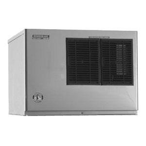 Hoshizaki KML-631MRH 30'' Energy Star Rated Low Profile Ice Maker Modular With 671 lbs. Daily Ice Production Stainless Steel Evaporator EverCheck Alert System CycleSaver Design And Crescent Ice Cubes: Stainless by Hoshizaki