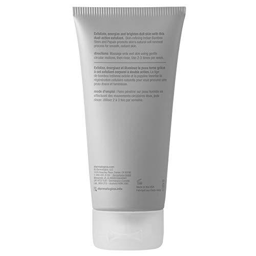 Dermalogica Thermafoliant Body Scrub (6 Fl Oz) Dual-Action Body Exfoliator with Tea Tree Oil and Castor Oil – Exfoliate…