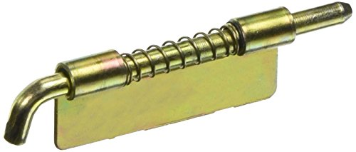 Uxcell Door Cabinet with Metal Spring Latch Barrel Bolt Locked Loaded, 7.5cm, 10 Piece