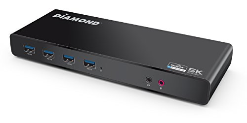 Diamond Multimedia DS6950 5K and Dual 4K/2K Docking Station by Diamond Multimedia