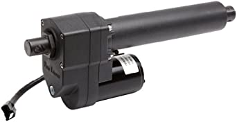 "Warner Linear K2xG10-12v-06 B-Track K2 6"" Stroke Length Rugged Duty Actuator"