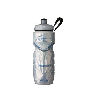 Polar Bottle Insulated Water Bottle (20-Ounce) (Platinum)