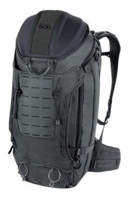 (SOG Seraphim Backpack CP1006G Grey, 35 L)