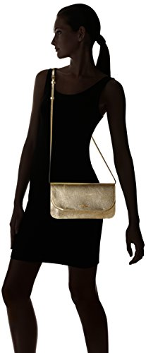 Bag Gold Body 49 Women's Coccinelle Cross Platino Melanie xnqfCBw4